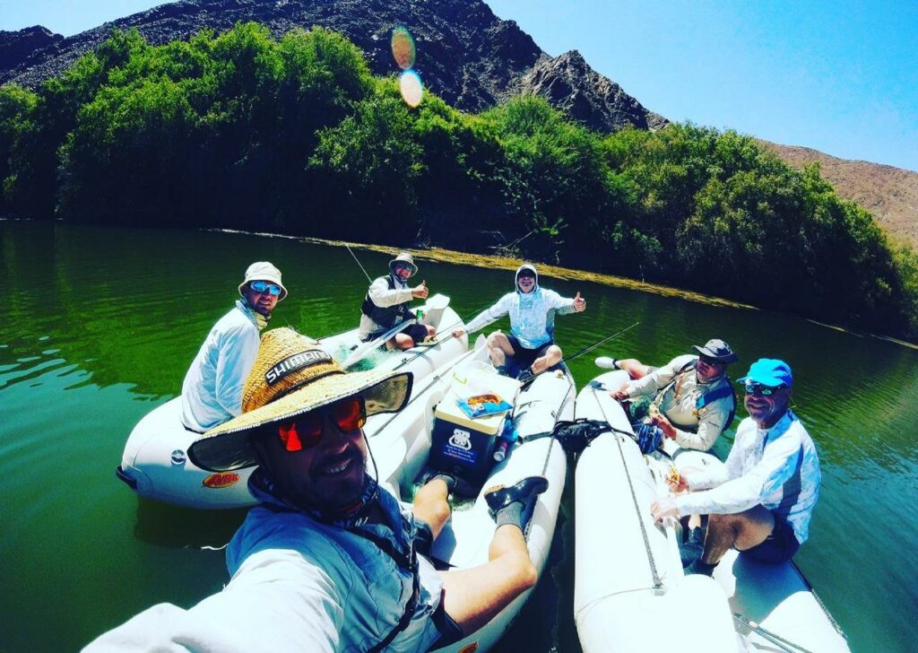#WeKnowAGuide on the Orange River